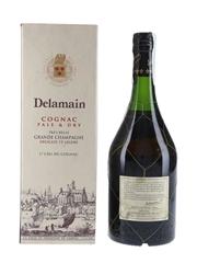 Delamain Grand XO Pale & Dry Cognac Bottled 1990s - D Primeras Marcas 70cl / 40%