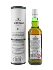 Laphroaig 10 Year Old Original Cask Strength Bottled 2020 - Batch 012 70cl / 60.1%