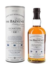 Balvenie 12 Year Old Signature Batch 5 70cl / 40%