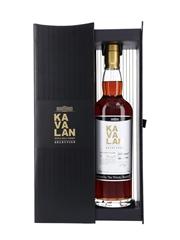 Kavalan Selection Sherry Cask Bottled 2019 - The Whisky World 70cl / 59.4%