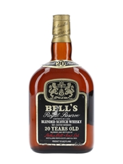 Bell's 20 Year Old Royal Reserve Bottled 1970s 75cl / 43%