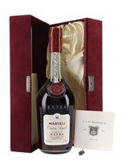 Martell Cordon Argent Extra Bottled 1980s 70cl / 42%