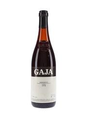 Gaja Barbaresco 1978