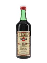 Martini Elixir Di China Bottled 1960s 50cl / 31%