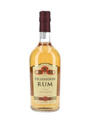 Oldmoor 5 Year Old Dark Rum  70cl / 38%