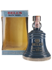 Bell's Royal Reserve 20 Year Old Bottled 1980s - Italwell 75cl / 43%