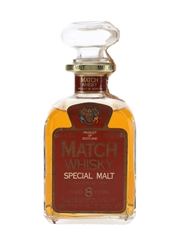 Match 8 Year Old Bottled 1970s - Branca 75cl / 43%