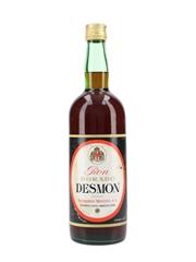 Montana Desmon Ron Dorado Bottled 1970s 100cl / 40%