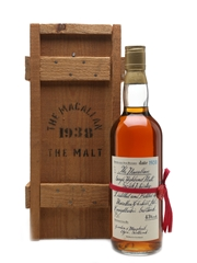 Macallan 1938 Gordon & MacPhail 75cl / 43%