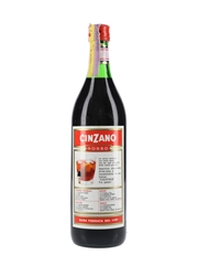 Cinzano Rosso Vermouth Bottled 1970s 100cl / 16.5%