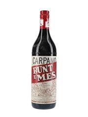 Carpano Punt E Mes Bottled 1970s 100cl / 16%