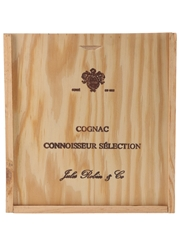 Jules Robin & Co. Connoisseur Selection Cognac Borderies, Grande Champagne & Fins Bois 3 x 20cl / 43%
