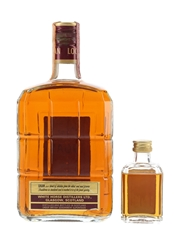 Logan 12 Year Old De Luxe Bottled 1980s - Carpano 5cl & 75cl / 40%