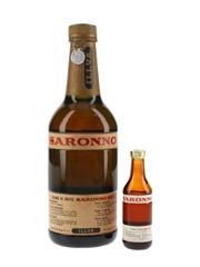 Saronno Drai Amaro Extra Secco Bottled 1950s 4cl & 75cl / 36%