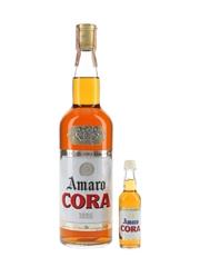Cora Amaro Bottled 1970s 5cl & 75cl / 26%
