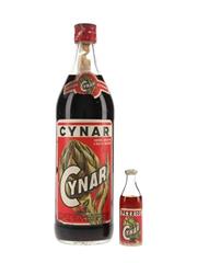 Fala & Pezziol Cynar Bottled 1970s-1980s 4cl & 100cl