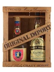 Crazy Horse Finest Rare & Premier Marc de Bourgogne