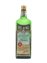 Helbing Hamburgs Feiner Kummel Bottled 1990s 70cl / 35%