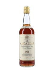 Macallan 1965 17 Year Old Special Selection Bottled 1984 75cl / 43%
