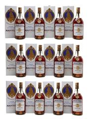 Martell Medaillon VSOP Bottled 1960s 12 x 70cl / 40%