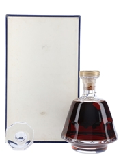 Jules Robin Cuvee Royale Bottled 1980s - Sevres Crystal Decanter 75cl / 40%