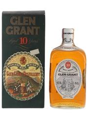 Glen Grant 10 Year Old Bottled 1970s - Giovinetti 75cl / 43%