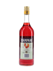 Campari Bitter Bottled 1990s 100cl / 28.5%