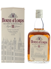 House Of Lords 8 Year Old Bottled 1980s - William Whiteley & Co. 75cl / 40%