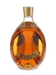 Haig's Dimple 12 Year Old Bottled 1980s 75cl