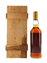 Macallan 1966 25 Year Old Anniversary Malt Bottled 1992 70cl / 43%