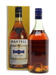 Martell 3 Star Bottled 1960s-1970s 12 x 70cl / 40%