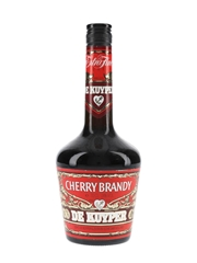 De Kuyper Cherry Brandy Bottled 1980s 70cl / 24%