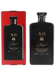 Frapin XO Grande Champagne Cognac Domino Decanter Bottled 1980s 50cl / 40%