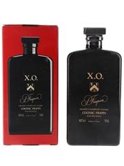 Frapin XO Grande Champagne Cognac Domino Decanter