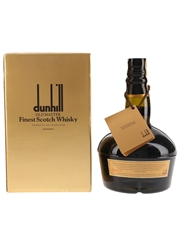 Dunhill Old Master Finest Scotch Whisky Bottled 1990s 70cl / 43%