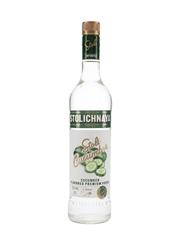 Stolichnaya Stoli Cucumber Flavoured Premium Vodka 70cl / 37.5%
