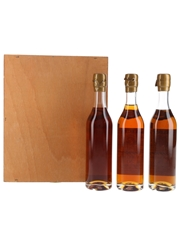 Carrere Armagnac Collection Set 10, 20 & 30 Year Old 3 x 20cl / 40%