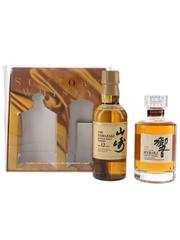 Suntory Whisky Gift Set