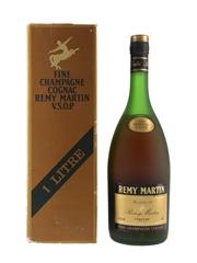 Remy Martin VSOP Bottled 1980s - Duty Free 100cl / 40%