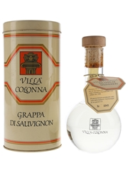 Villa Colonna 1984 Grappa Di Sauvignon  50cl / 45%