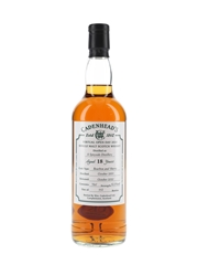 A Speyside Distillery 2001 18 Year Old Bottled 2020 - Cadenhead's Virtual Open Day 70cl / 52.3%