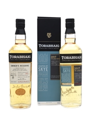 Torabhaig Owner's Reserve Bottle No.1 & 2017 Legacy Series