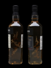 Torabhaig Owner's Reserve Bottle No.1 & 2017 Legacy Series Inaugural Releases Signed By The Distillery Team 2 x 70cl