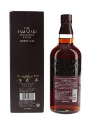 Yamazaki Sherry Cask 2012 Release  70cl / 48%