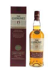 Glenlivet 15 Year Old French Oak Reserve Bottled 2012 70cl / 40%