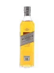 Johnnie Walker Platinum Label 18 Year Old  20cl / 40%