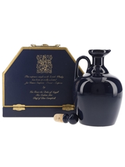 Venice-Simplon Orient Express 12 Year Old Ceramic Decanter  75cl / 43%