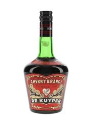De Kuyper Cherry Brandy Bottled 1970s 68cl / 24%