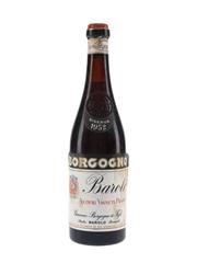 Borgogno Barolo Riserva 1952