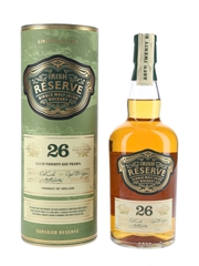 Irish Reserve 26 Year Old  70cl / 40%